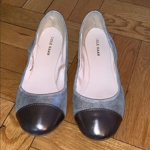 Cole Haan Cortland CPT Ballet Flat- size 7B